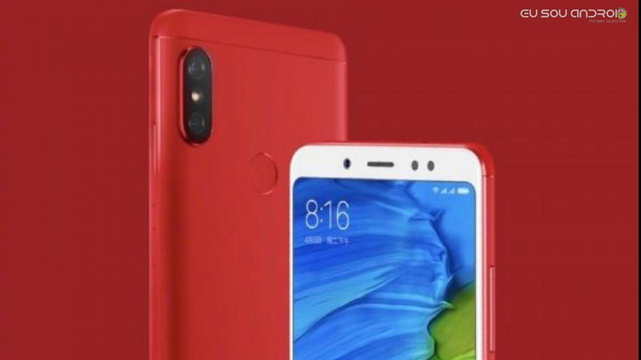 Xiaomi Redmi Note 4 Ganha Versão Com 4 Gb De Ram E 64 Gb: Xiaomi Redmi Note 5 Ganha Nova Opção De Cor