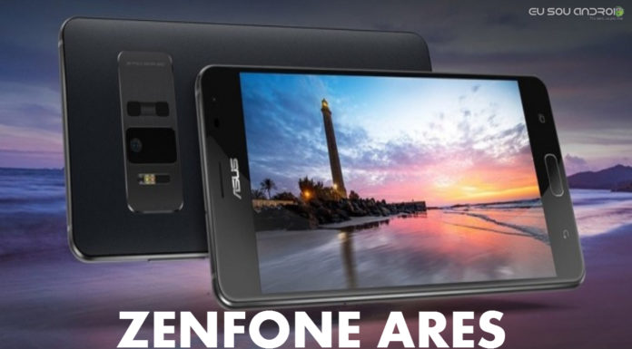 Asus ZenFone Ares é Lançado com Snapdragon 821 e 8GB de RAM