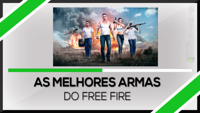 Armas Para Longe Free Fire