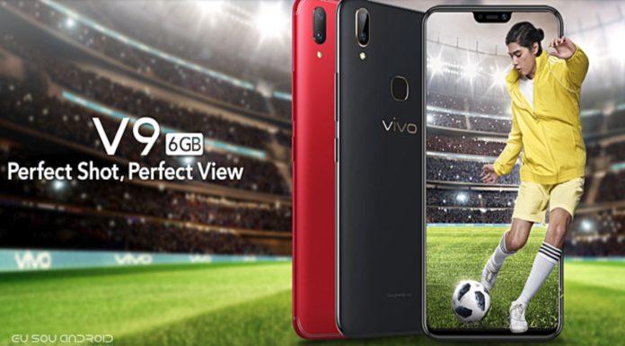 vivo V9 6GB é Lançado com Snapdragon 660 SoC