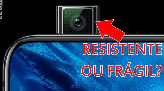 A Câmera Retrátil do VIVO NEX NÃO é Frágil e Ela Provou Isso Com um Vídeo