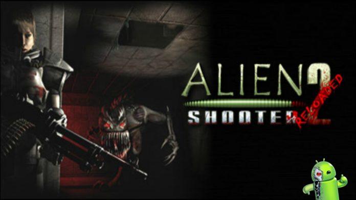 Alien Shooter 2 Disponível para Android