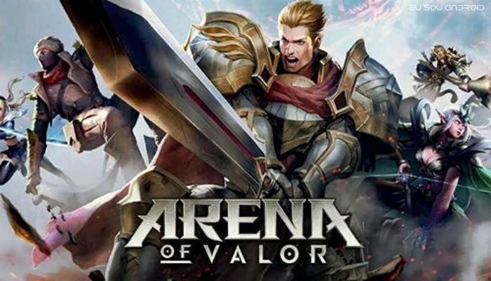Arena of Valor Arena 5v5