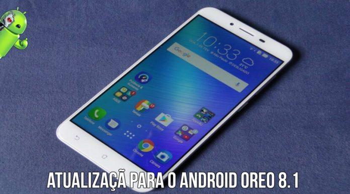Asus Zenfone 3 Max ZC553KL está sendo atualizado para o Android Oreo 8.1