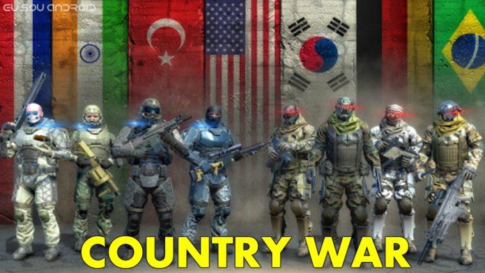 Country War Disponível para Android