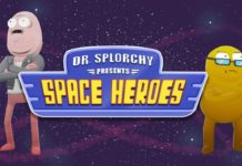 Dr. Splorchy Presents Space Heroes Disponível para Android