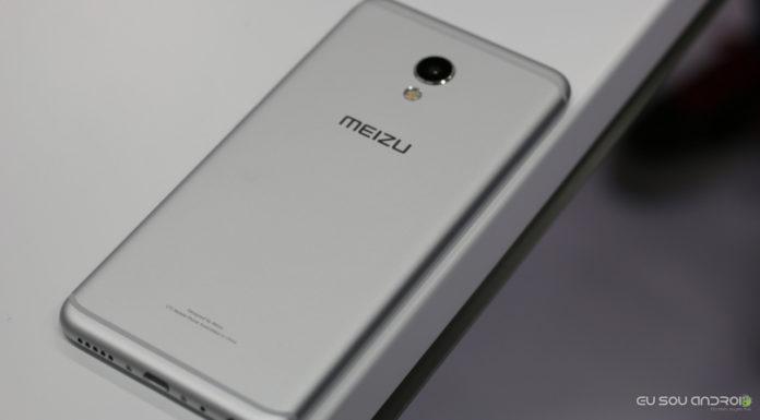 Foto do Meizu 16 confirma a Impressão Digital sobre a tela