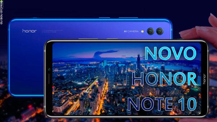 Honor Note 10 Lançado Oficialmente (4)