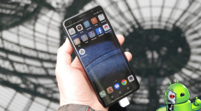 Huawei Mate 20 Pro Poderá ter uma tela OLED curvada