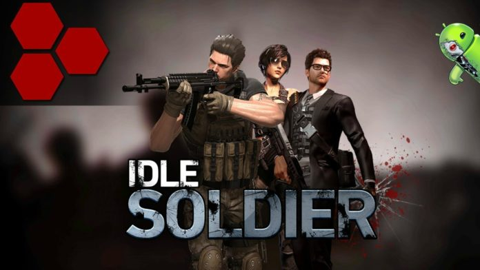 Idle Soldier Disponível Para Android