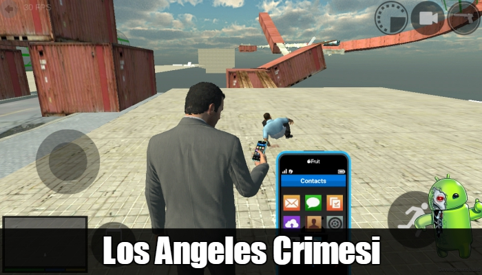 Los Angeles Crimesi