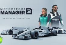 Motorsport Manager Mobile 3 Disponível para Android