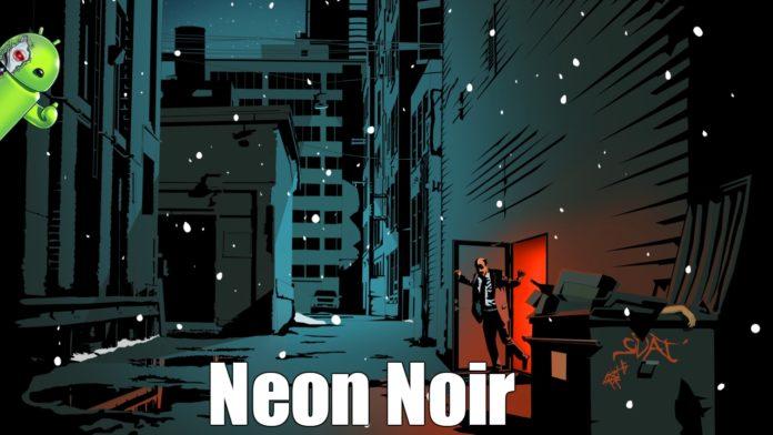 Neon Noir Disponível para Android