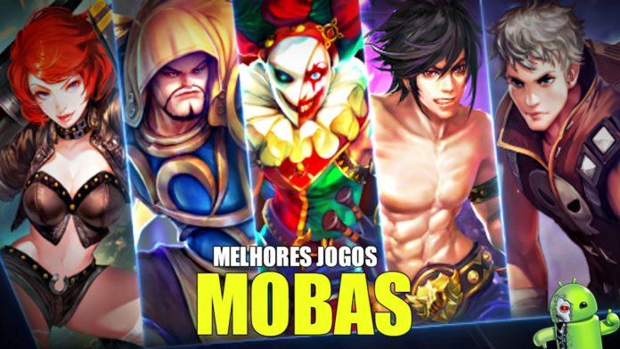 Os Melhores Jogos MOBAS Para Android