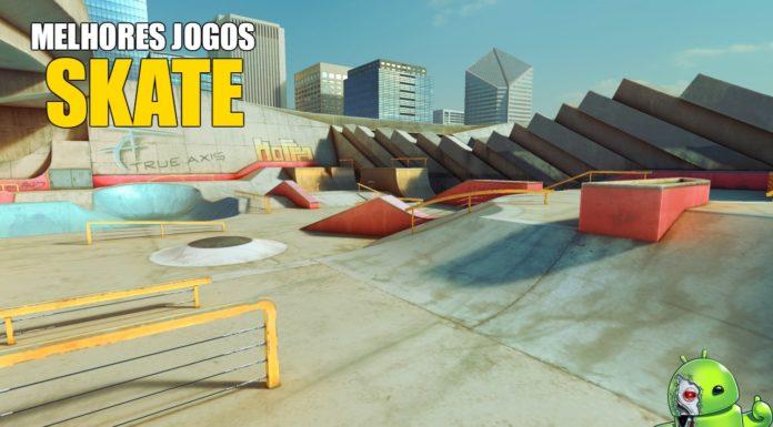 Os Melhores Jogos de Skate para Android