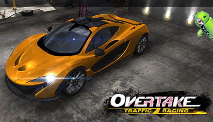 Overtake : Traffic Racing