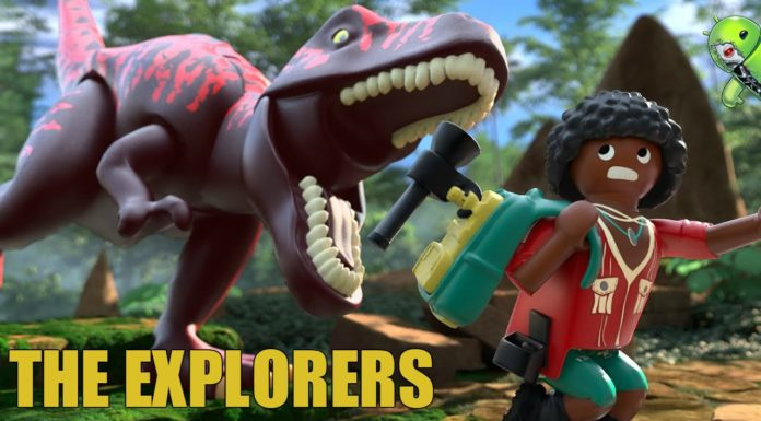 PLAYMOBIL The Explorers Disponível para Android