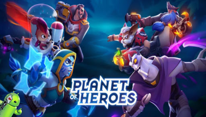 Planet of Heroes: Global Arena