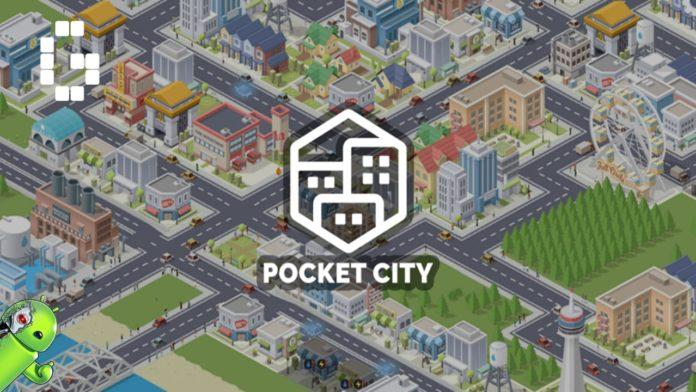 Pocket City Disponível para Android