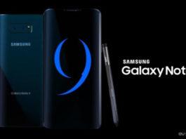 Preço e data de Lançamento do Samsung Galaxy Note 9 São Revelados
