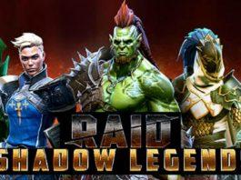RAID Shadow Legends Disponível para Android