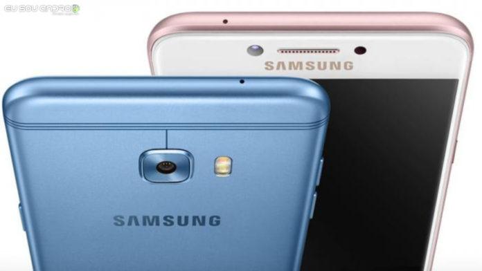Samsung Inicia teste beta Oreo Para o Galaxy C5 Pro