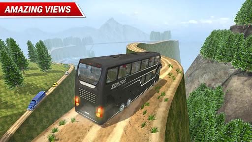 Simulador de Transporte de ônibus fora da estrada