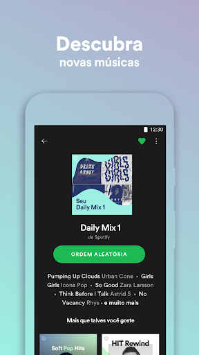 Spotify - Música e Podcasts
