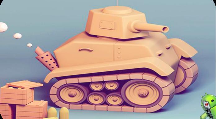 Trail Of Tank Disponível para Android