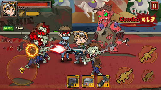 War of Zombies