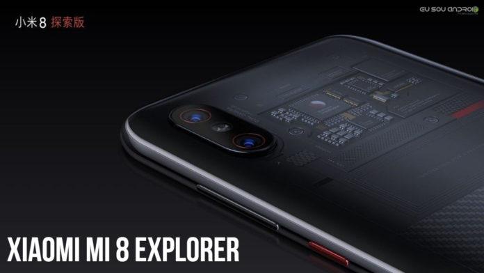 Xiaomi Mi 8 Explorer estará à venda em 30 de julho na China