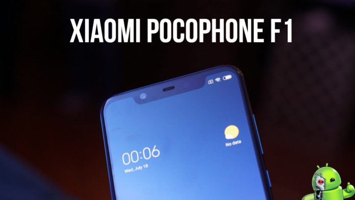 Xiaomi Pocophone F1 terá Snapdragon 845