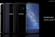 Samsung Galaxy S10 Plus Poderá Ter Uma Câmera dupla Selfie