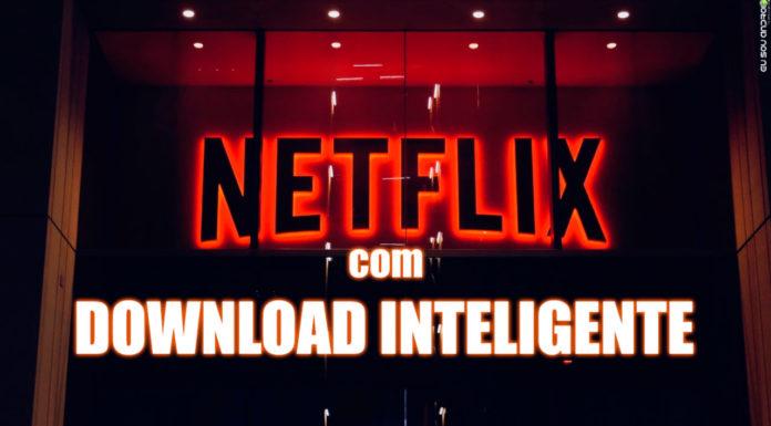 netflix download automático eu sou android