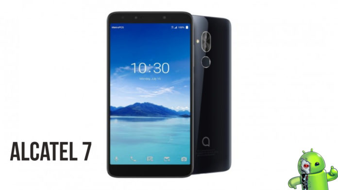 Alcatel 7 chega com câmera dupla e Preço Acessível