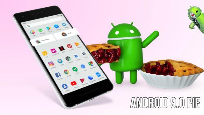 Android 9.0 Pie é Lançado pela Google