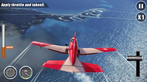 Avião Go Real Flight Simulation