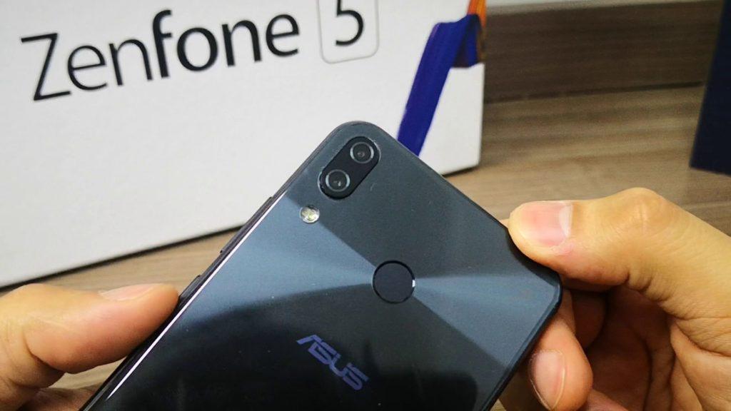 Cameras Zenfone 5