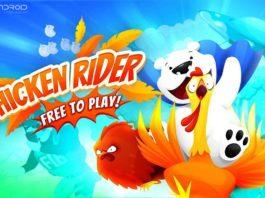 Chicken Rider Disponível para Android