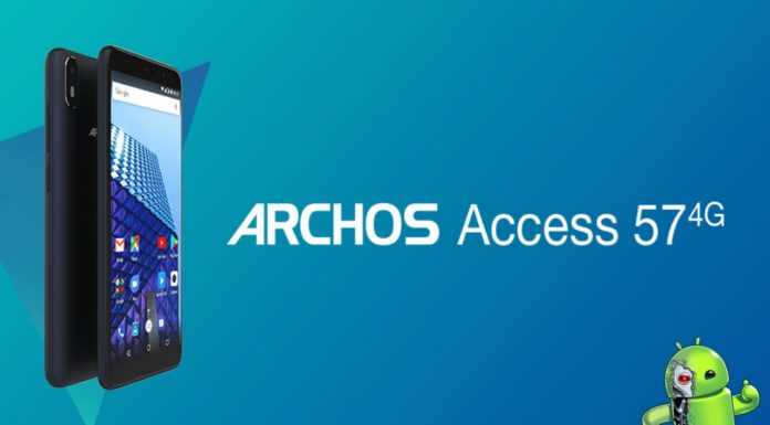 Conheça o Archos Access 57 um telefone com Android Go Edition e preço bastante acessível