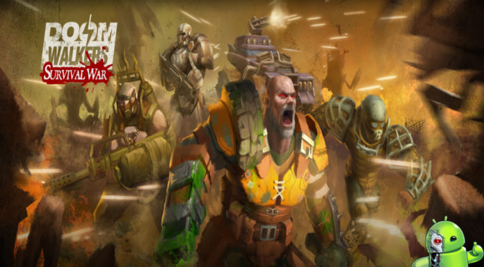 Doomwalkers Survival War Disponível para Android