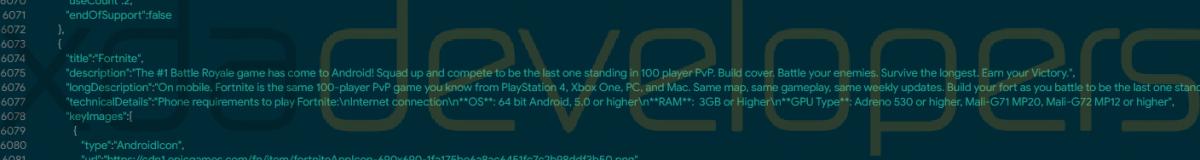 Estes São Os Requisitos Mínimos Para Jogar Fortnite no Android