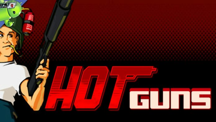 Hot Guns Disponível para Android