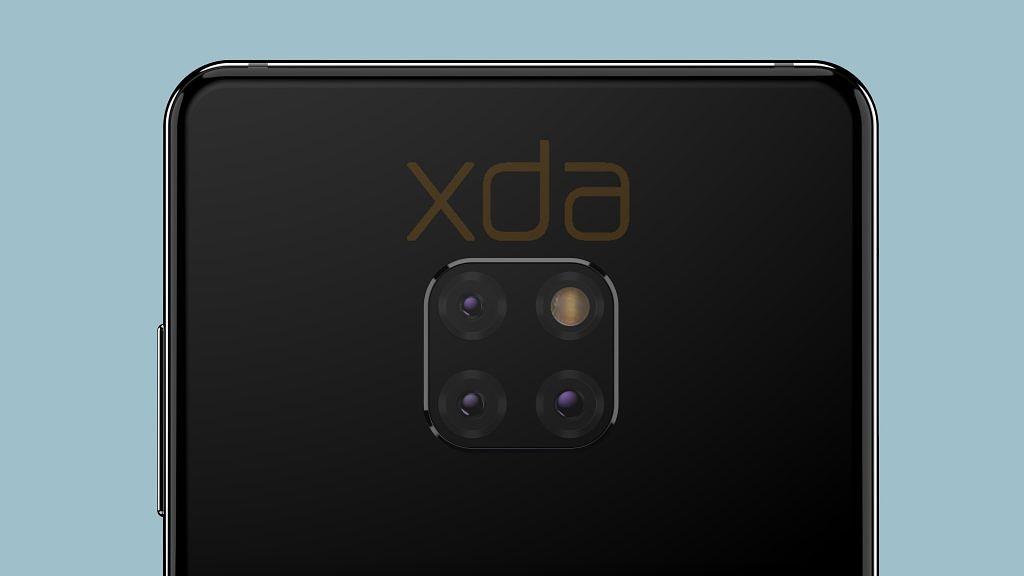 Huawei Mate 20 - O mais novo top de linha com câmera TRIPLA! 6