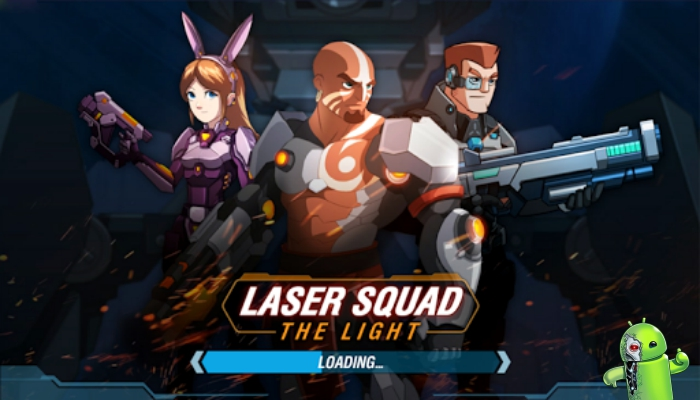Laser Squad The Light
