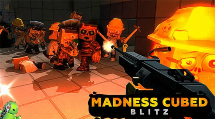 Madness Cubed Blitz Disponível para Android