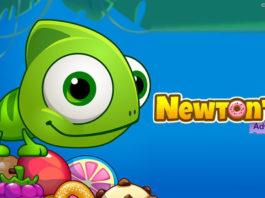 Newton's adventure Disponível para Android