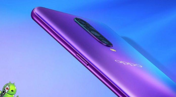 Oppo R17 Pro é oficial com câmera tripla e impressão digital no display