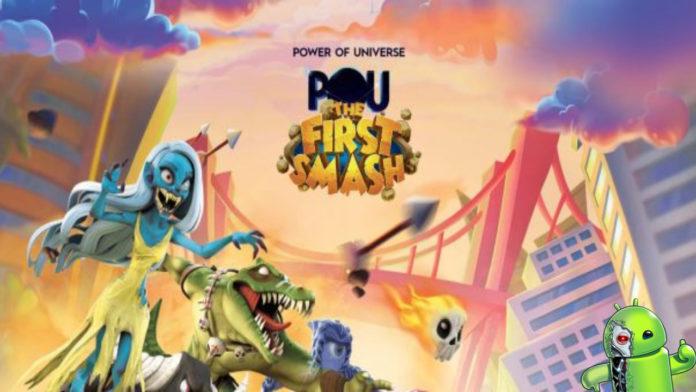 POU The First Smash Disponível para Android