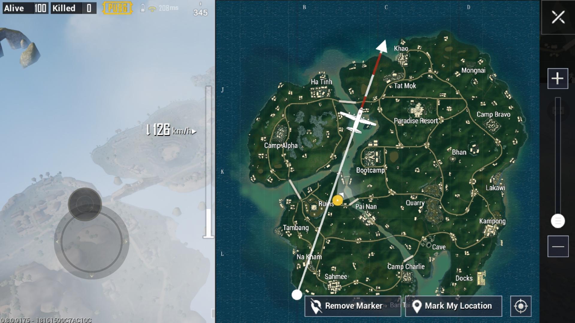 PUBG MOBILE com o mapa SANHOK já está disponível